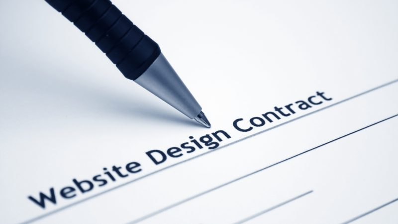 Website Design in 6 Easy Steps