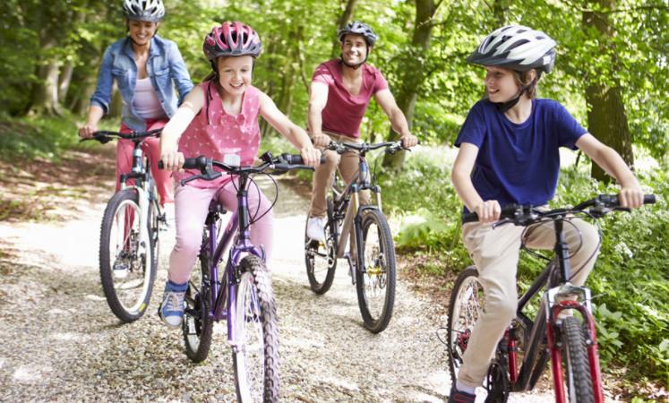 Bikes Make Us Happy: 8 Reasons
