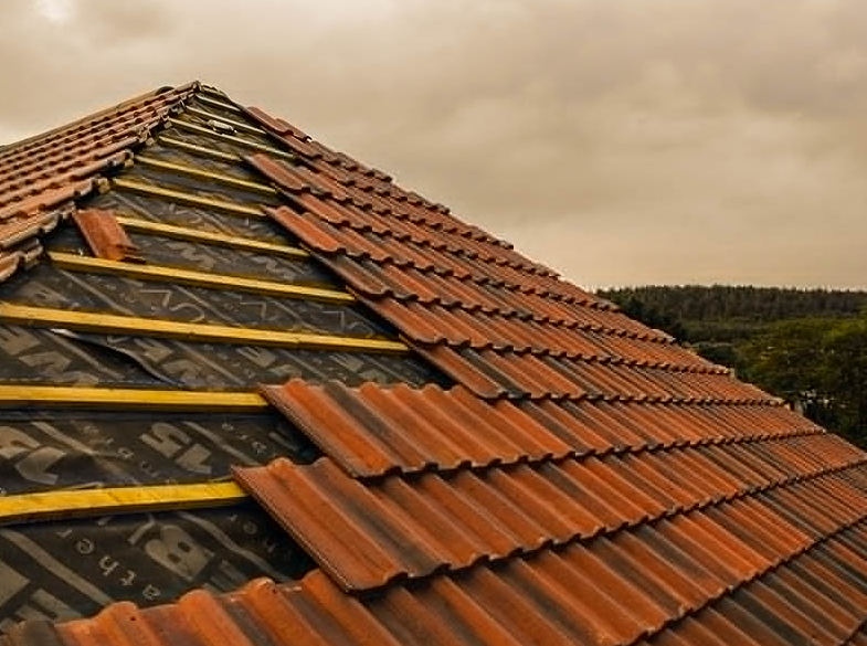 Renovation of roof: how to do?